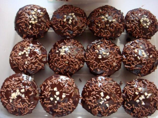 çikolatalı top