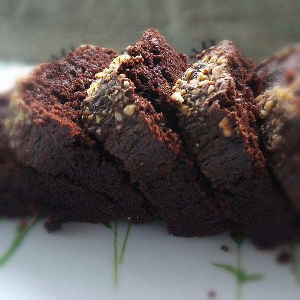 Çikolatalı kahveli mus kek