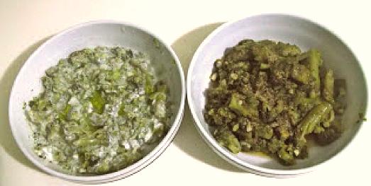 brokoli salatası
