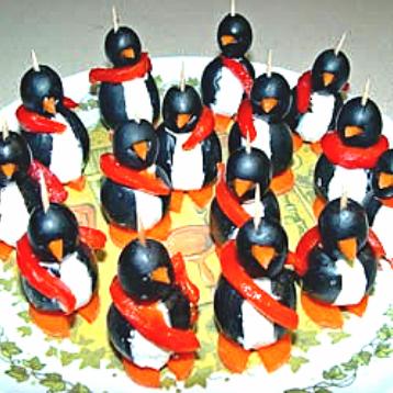 zeytinden penguen