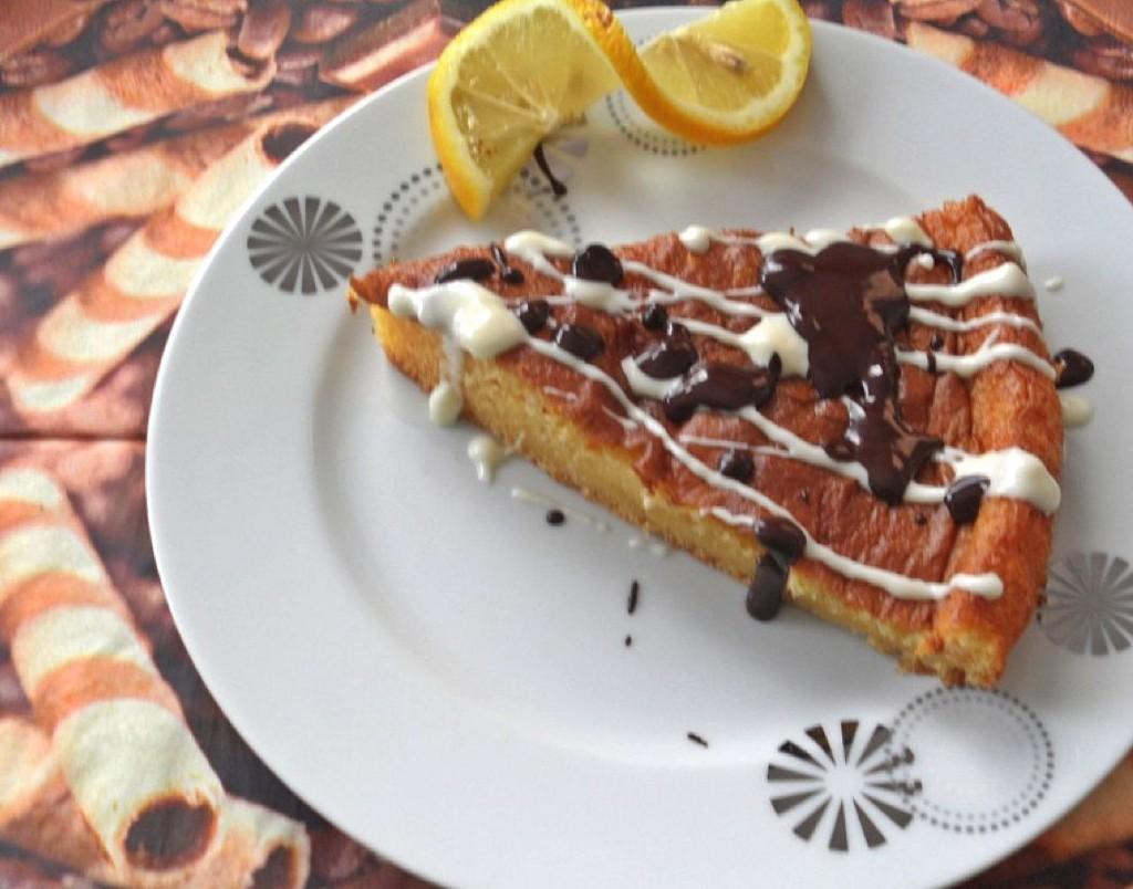 krem şantili kek