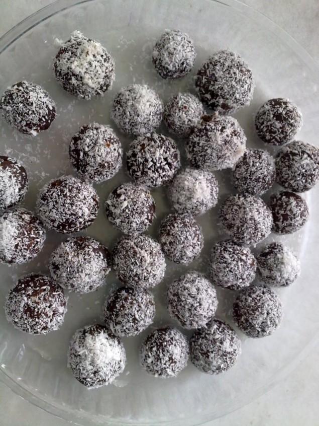 kakaolu toplar