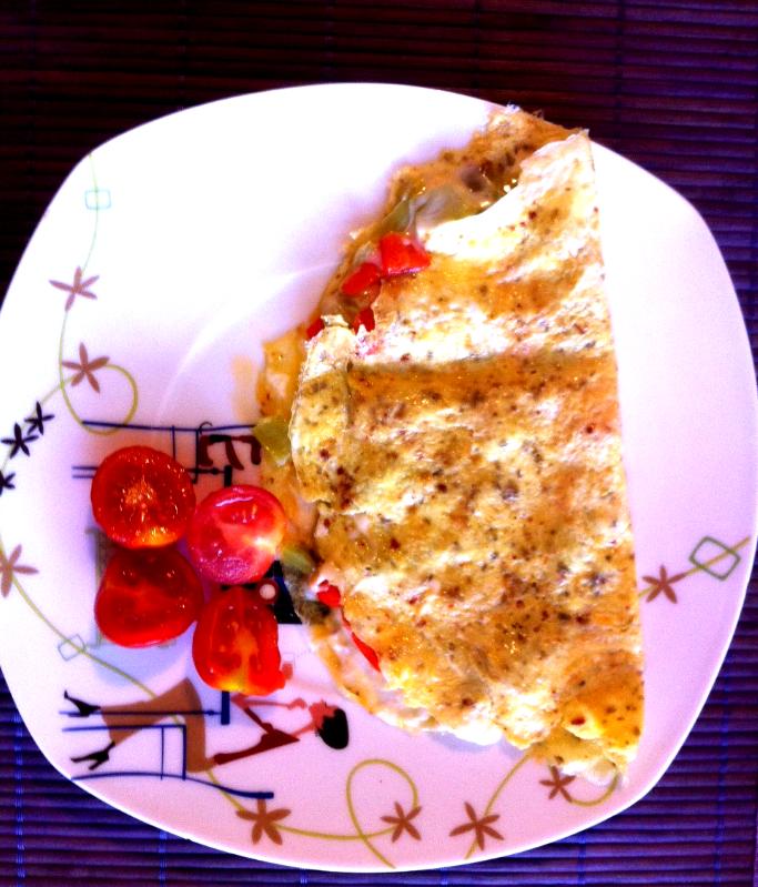 Meksika omleti