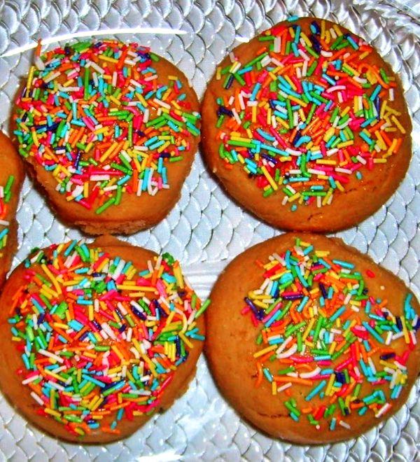 ballı kurabiye