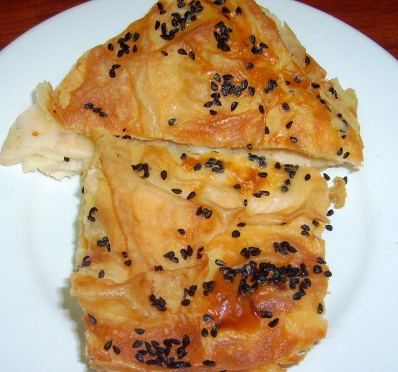 çörek otlu börek