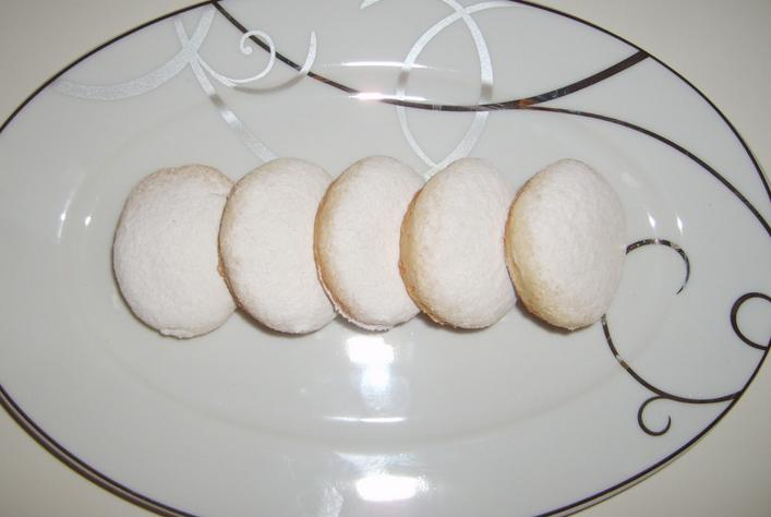 karlı kurabiye