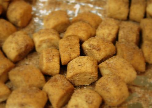 küp şeker kurabiyesi