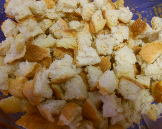 Kruton ekmek
