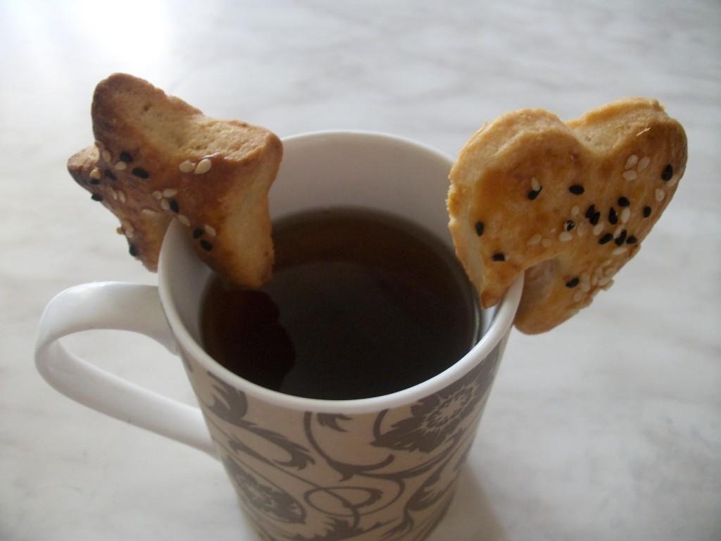 tuzlu kurabiye tarifi