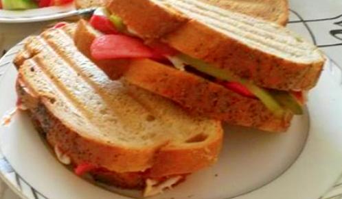 ayvalık tostu