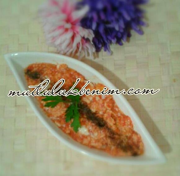 domates soslu yumurta