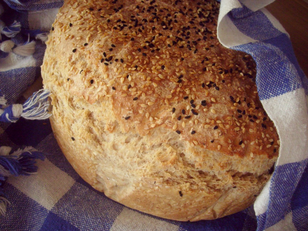 ev yapımı kepekli ekmek