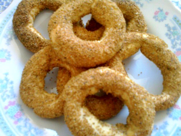 tuzlu simit