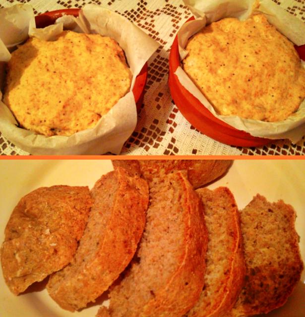 tajıllı ekmek yapımı