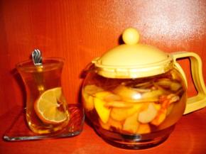 meyveli kış çayı