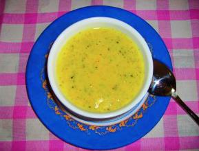 Zerdeçallı çorba