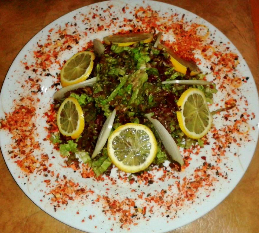 Lollo Rosso salata