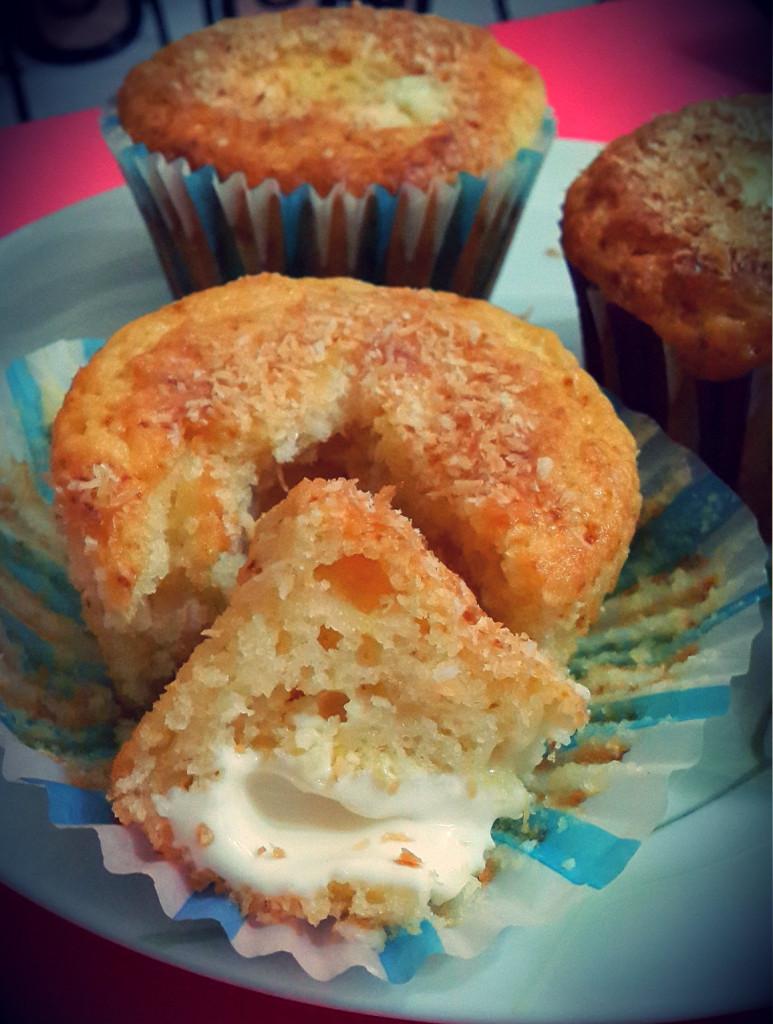 limonlu peynirli muffin tarifi